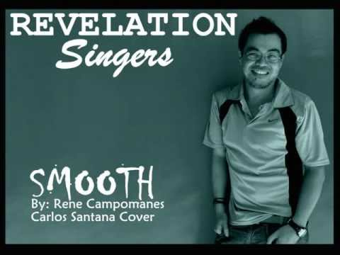 Smooth - (Santana feat. Matchbox 20) Cover song by : Rene Campomanes