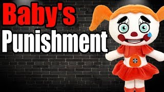 FNAF Plush - Baby's Punishment