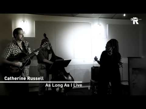 Catherine Russell - As Long As I Live