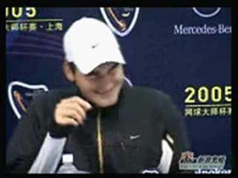 Roger Federer Video