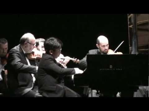 Chopin Concerto #1 by George Li - Part II Video
