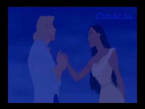 Pocahontas - If I Never Knew You (German) Fanduet with chris24587...