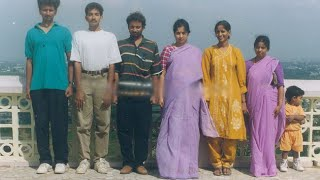Rajamouli & his  Family Unseen Photos
