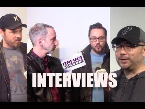 My Interviews With Phil Bourassa, Jim Krieg, Tim Sheridan & Sam Liu | 'REIGN OF THE SUPERMEN'
