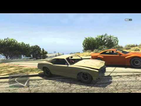 GTA V testing On New Modem Working Better then I thought.