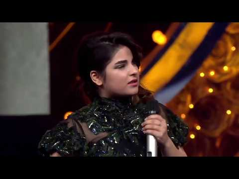 Zaira Wasim | Emerging beauty of the year |  LUX GOLDEN ROSE AWARD 2018 thumbnail
