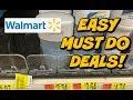 Lagu WALMART EASY MUST DO DEALS  Cheap deodorant, air fresheners & more!