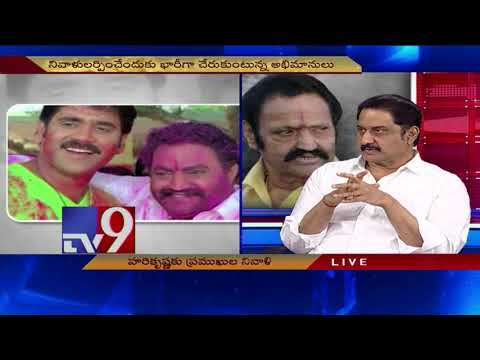 Actor Suman about Harikrishna journey in films- TV9