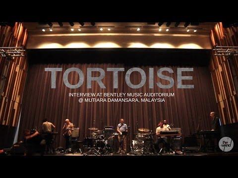 Tortoise | Interview (live in Kuala Lumpur)