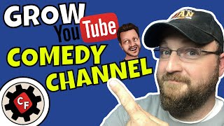 How To Grow a Comedy Channel on YouTube | Featuring Shavinism