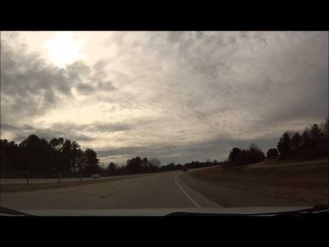 Driving from Ashdown, AR to Atlanta, TX. Filmed on January 31, 2015. Routes driven include US 71, Interstate 49, and US 59.
