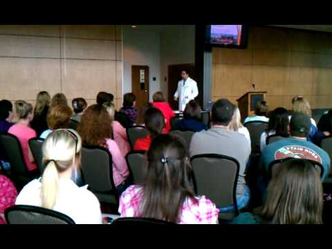 DCR Foundation Stroke Education 4/12/2011 Surry Community College