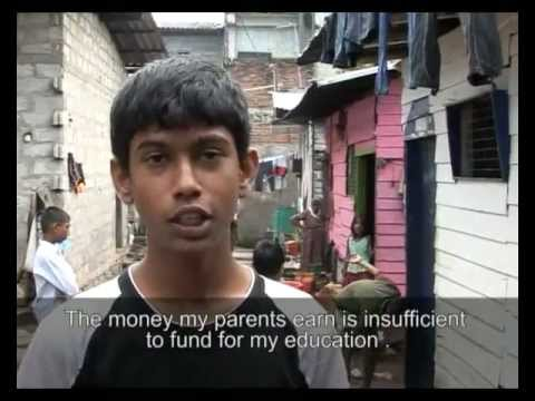 A documentary on Urban Poverty in Sri Lanka by 'RRSF'