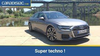 Essai - Audi A6 (2018) : une caisse de pro