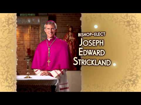 Installation of Bishop Joseph Strickland | The CatholicTV Network