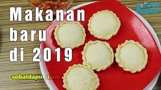 Roti pastel jeletot makanan baru th 2019