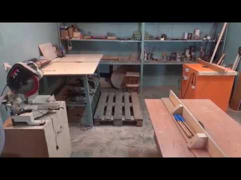 Мастерская в гараже (фото) своими руками – оборудование и устройство
