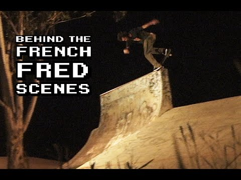 BEHIND THE FRENCHFRED SCENES/JAVIER MENDIZABAL PART2