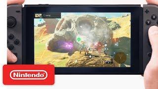 Nintendo Switch - Video Capture by : Nintendo