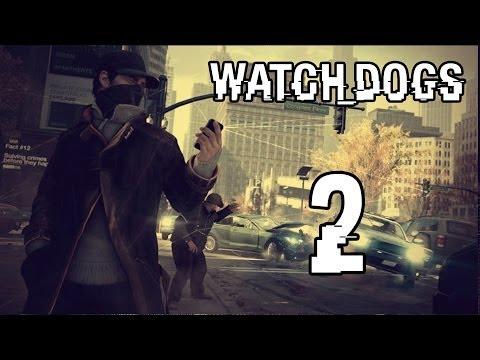 [2] Watch Dogs - Телефонный хулиган [1080p]