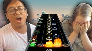 how to BEEF UP your arms with Guitar Hero