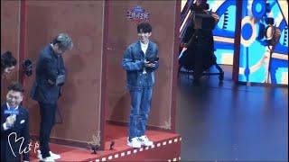 〖TFBOYS-王源〗ROY WANG 《 2019.01.05 FanCam 王牌对王牌录制 饭拍视频 》『 王源 』