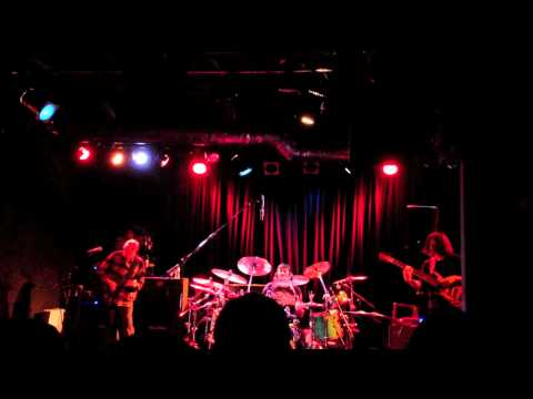 Allan Holdsworth, Virgil Donati, Jimmy Haslip @ Martyrs' - Chicago, IL
