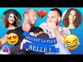 Nikola et Nacca (LMvsMonde4) : Qui est la plus belle ? Milla Jasmine ou Laura Lempika ?
