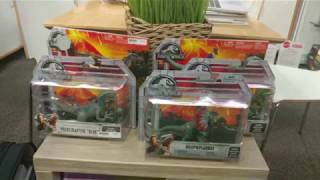 Mattel Jurassic World (NEW) leaks! 2.63 MB