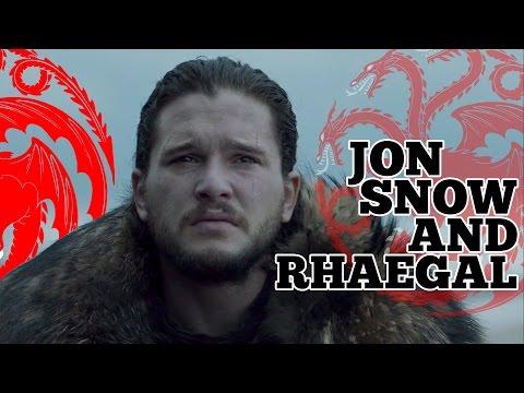 [Game of Thrones] Jon Snow & Rhaegal