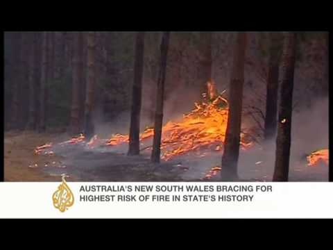 Australia braces for 'catastrophic' weather