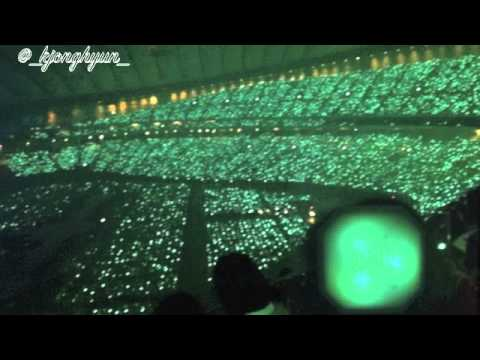 [Audio] 150315 SHINee TD - Downtown Baby + Super Short Ver. During Encore ㅋㅋ