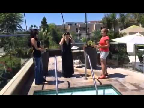 Als Ice Bucket Challenge - Sibel Kekilli video