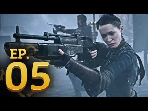 """The Order 1886 w/ TheKingNappy - Ep 5 """"A Bloody Hospital"""""""