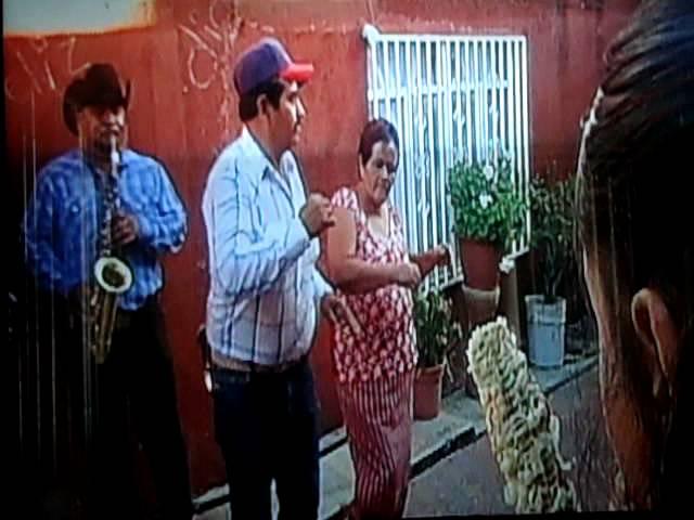 El cura bailando en San Pedro, Piedra Gorda, Zacatecas