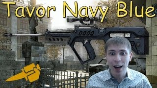 Warface: Tavor STAR-21 Navy Blue и Битва снайперов