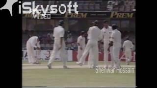 *RARE* CRICKET: Bangladesh vs India - Asia Cup 1995 Sharjah