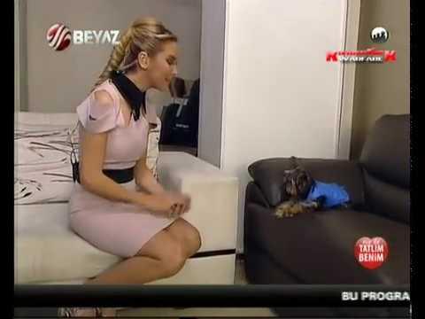 Ece Erken - Eceyle Tatlım Benim BeyazTv (29 Şubat 2012)