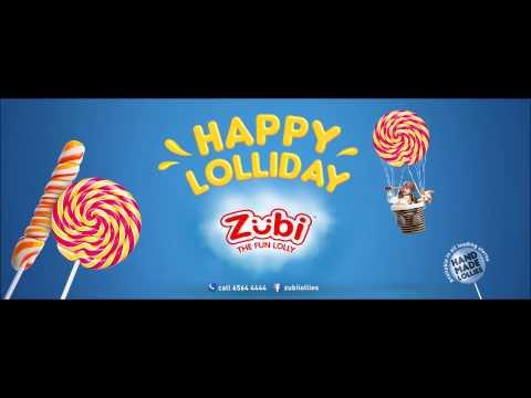 Zubi Lollipop Candy by Ravindra Foods Pvt. Ltd., Chennai