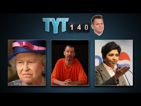 Scotland, New ISIS Video, Apple Locks Out Cops & Porn Textbook | TYT140 (September 18, 2014)