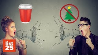 Ridiculous Christmas Controversies That Actually Happened #LISTMAS
