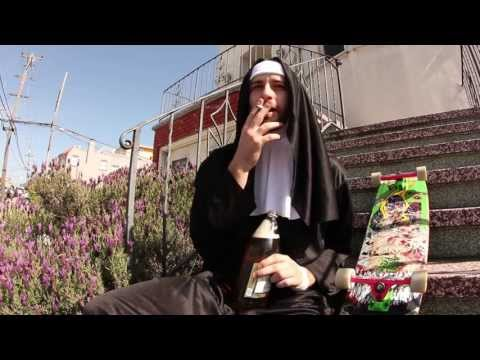 Skate Like A Nun