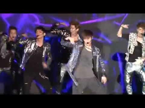 120401 EXO - MAMA [SHOWCASE IN BEIJING] Music Videos