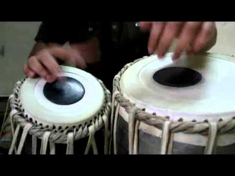 Marathi Lavani On Tabla video