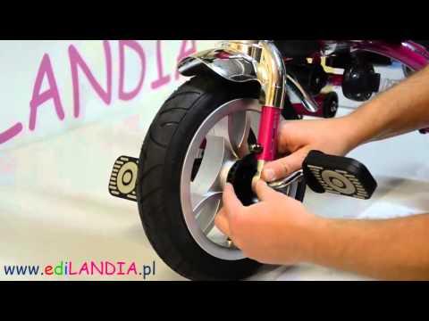Sport Trike GRAND- instrukcja montażu ediLANDIA.pl