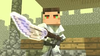 """""""The Last Stand"""" - Minecraft Animation"""