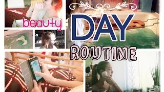 Meine BEAUTY day ROUTINE 2015