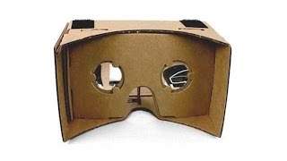 How to build Google Cardboard