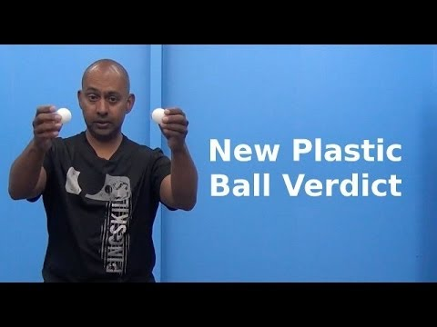 PingPod #35 - The New Plastic Ball Reviewed
