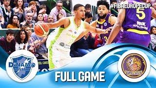 Dinamo Sassari v UNET Holon - Full Game - Semi-Final 2 - FIBA Europe Cup 2019